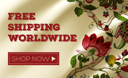 Now we ship worldwide for free!